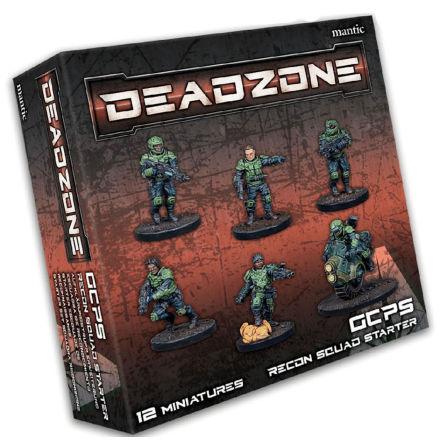 Deadzone 3.0 GCPS Recon Squad Starter