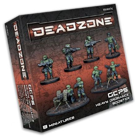 Deadzone 3.0 GCPS Heavy Ordnance Booster