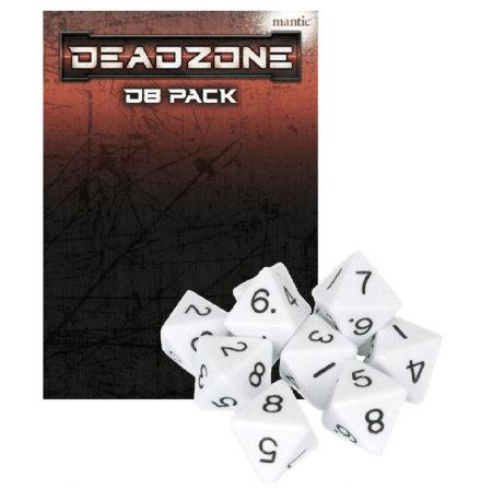 Deadzone 3.0 D8 pack