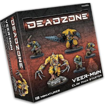 Deadzone 3.0 Veer-Myn Claw Pack Starter