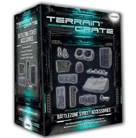 Deadzone 3.0 Battlezone Street Accessories