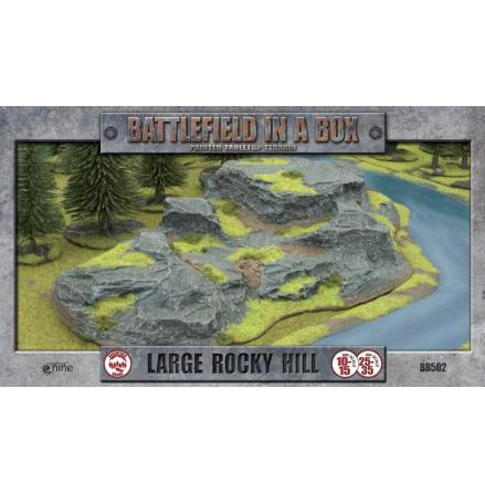 Large Rocky Hill (x1) - 15mm/30mm