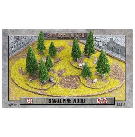Small Pine Wood (x1) - 15mm