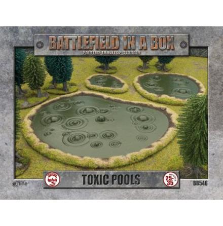 Battlefields - Toxic Pools