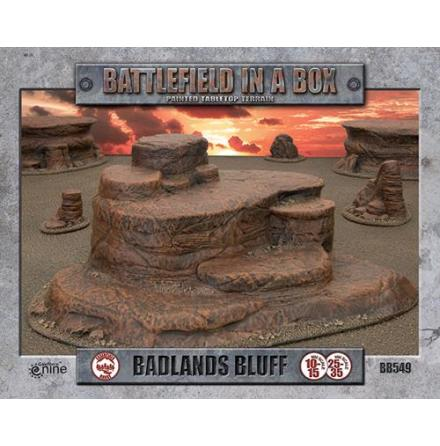 Badlands Bluff - Mars (x1) - 30mm