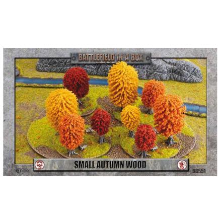 Small Autumn Wood (x1) - 15mm