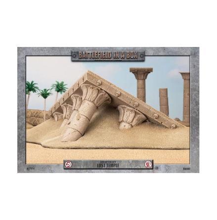 Forgotten City - Lost Temple (x1) - 30mm