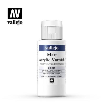 MATT VARNISH 60ml
