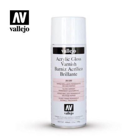 Vallejo Acrylic Gloss Varnish (400 ml)