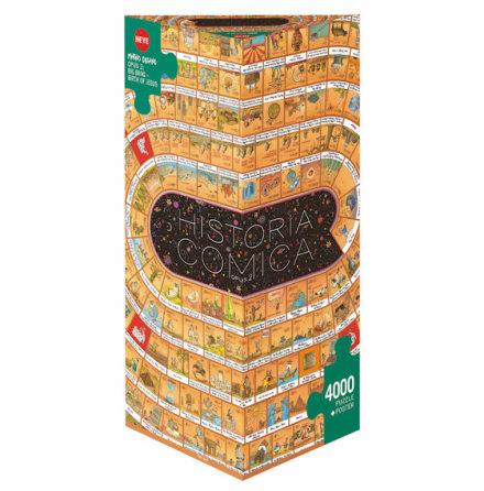 Degano: Historia Comica Opus 2 (4000 pieces triangular box)