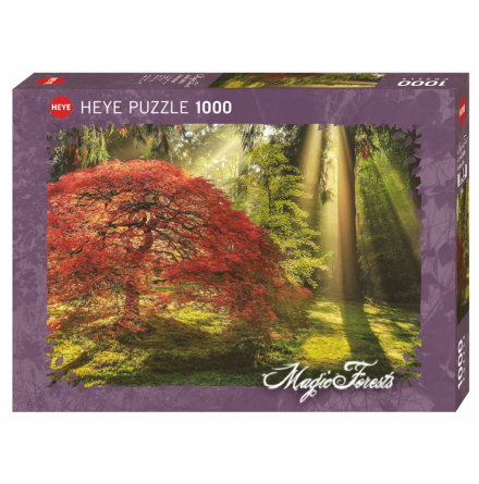 Magic Forests: Guiding Light (1000 pieces)