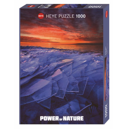 Power of Nature, Ice Layers 1000 pieces