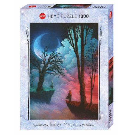 Inner Mystic: Worlds Apart (1000 pieces)