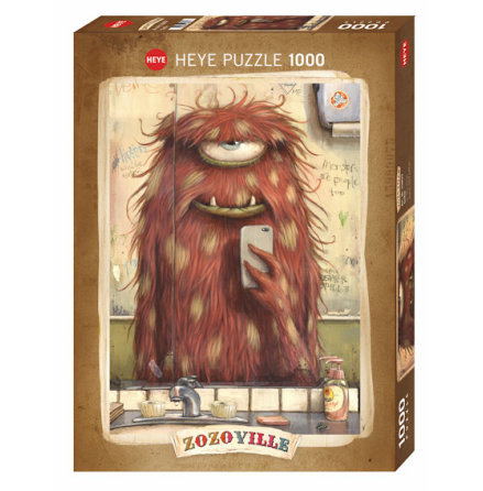 Zozoville: Selfie (1000 pieces)