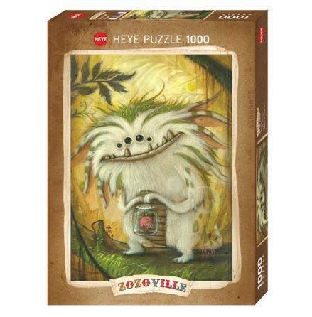 Zozoville: Veggie (1000 pieces)