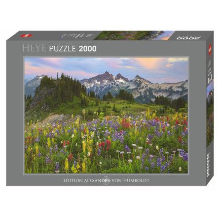 AvH: Tatoosh Mountains (2000 pieces)