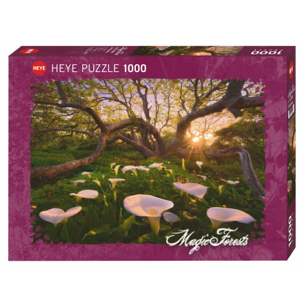 Magic Forests: Calla Clearing (1000 pieces)