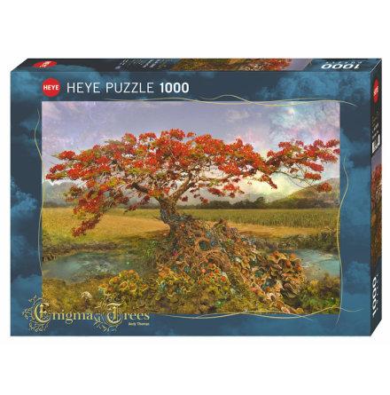 Enigma Trees: Strontium Tree (1000 pieces)