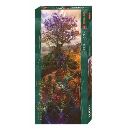 Enigma Trees: Magnesium Tree (1000 pieces vertical)