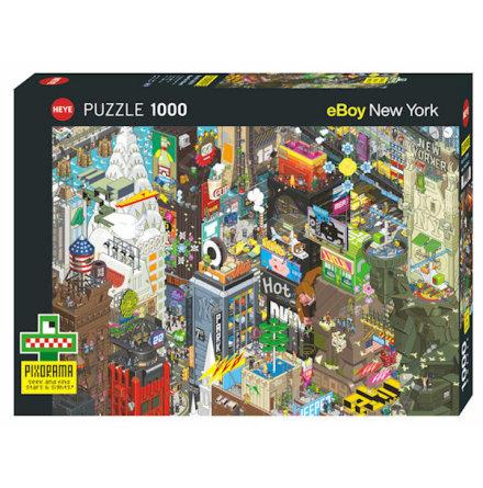 Pixorama: New York Quest (1000 pieces)
