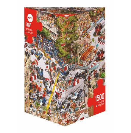 Loup: Monaco Classics (1500 pieces triangular box)